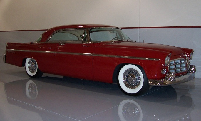 Richard Carpenter Car Collection 2005 1956 Chrysler 300 B