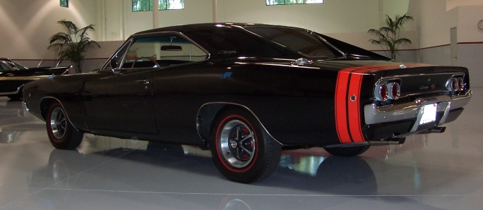 Richard Carpenter Car Collection 2005, 1968 Dodge Charger R/T