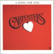 Carpenters album- A Song For You, Original Cover Art