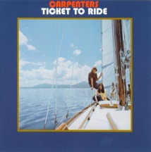 Carpenters album TICKET TO RIDE, aka OFFERING, 1969