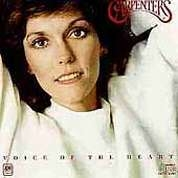 Carpenters Album: Voice Of The Heart 1983